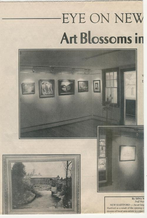 2010.299.9.72 Art Blossoms in New Hartford, Picture, Page 1 of 4